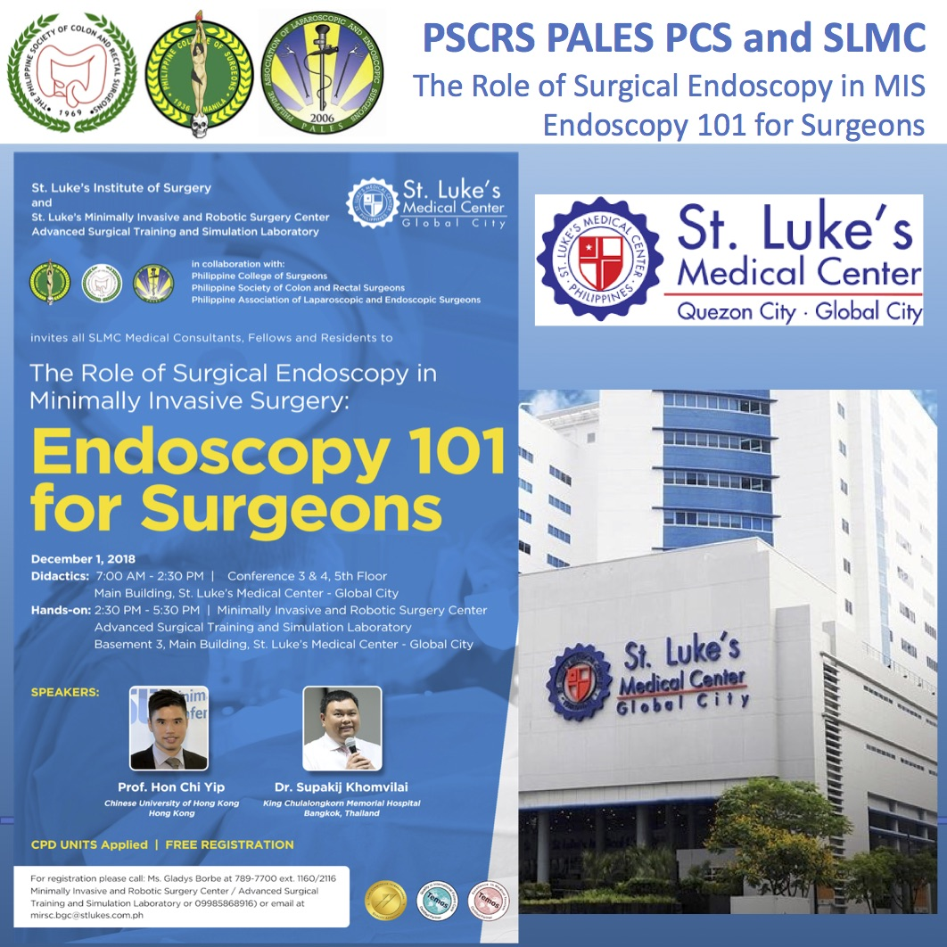 Surgical Endoscopy 101 for Surgeons