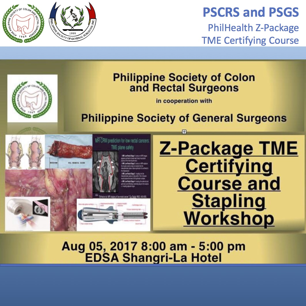 Z-Package and TME Certifying Course